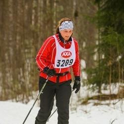 Skiing 45 km - Jenny Granby (3289)