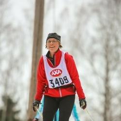 Skiing 45 km - Katarina Wermehaid (3409)