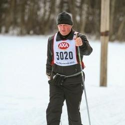 Skiing 45 km - Zeljko Bokulic (3020)