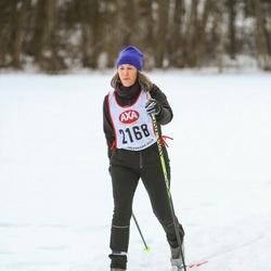 Skiing 45 km - Marit Blomquist (2168)
