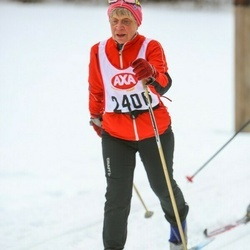 Skiing 45 km - Christina Bruce (2406)