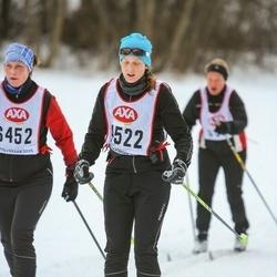 Skiing 45 km - Ann-Louise Borg (4522)