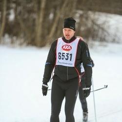 Skiing 45 km - Fredrik Boberg (6531)