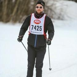 Skiing 45 km - Daniel Horn (7425)