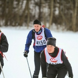 Skiing 45 km - Klaus Hougaard (4150)
