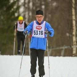 Skiing 45 km - Mikael Alexandersson (5316)