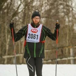 Skiing 45 km - Gabriel Milewski (2061)