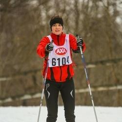 Skiing 45 km - Ylva Östman (6104)