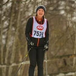 Skiing 45 km - Kajsa Litton Fredriksson (7578)