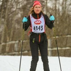 Skiing 45 km - Eva Jouper (4143)