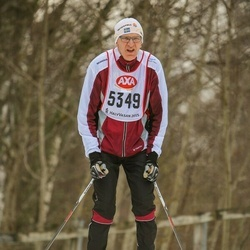 Skiing 45 km - Bertil Kalén (5349)
