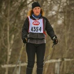 Skiing 45 km - Pernilla Nilsson (4354)