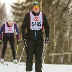Skiing 45 km - Stefan Martinsson (3493)