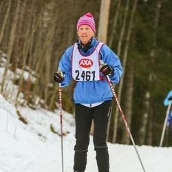 Skiing 45 km - Marianne Nilsson (2461)