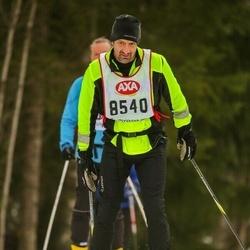 Skiing 45 km - Simon Persson (8540)