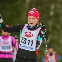 Skiing 45 km - Sofia Johansson (6311)