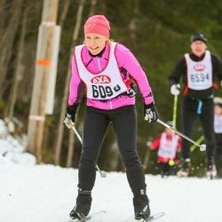 Skiing 45 km - Maria Fält (6098)