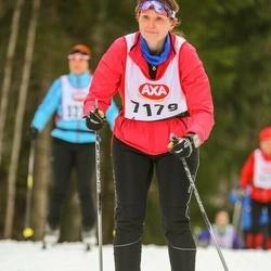 Skiing 45 km - Nina Lindh (7179)