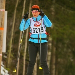 Skiing 45 km - Maria Nilsson (3279)