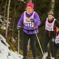 Skiing 45 km - Agnetha Thalin (2127)