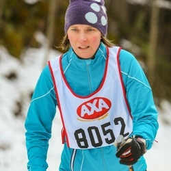 Skiing 45 km - Lisa Svensson (8052)
