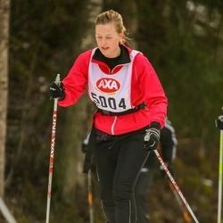 Skiing 45 km - Emma Hägg Hansson (5004)
