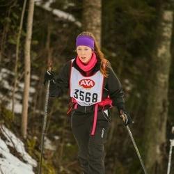 Skiing 45 km - Elin Bergkvist (3568)
