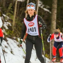 Skiing 45 km - Catharina Fernquist (6401)