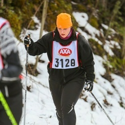 Skiing 45 km - Ann-Marie Birkvik (3128)