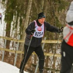 Skiing 45 km - Pär Westberg (8254)