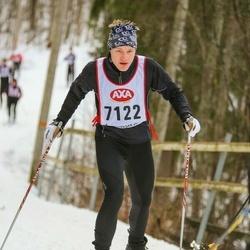 Skiing 45 km - Fredrik Ström (7122)