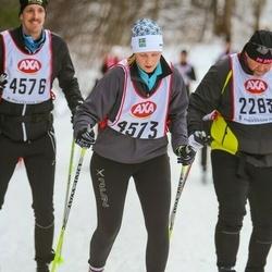 Skiing 45 km - Maria Vestman (4573)
