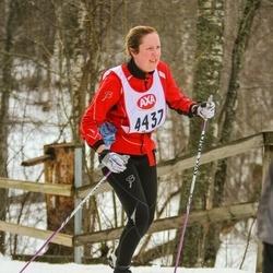 Skiing 45 km - Jessica Östling (4437)