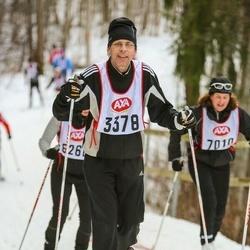 Skiing 45 km - Anders Ebenfelt (3378)