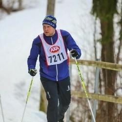 Skiing 45 km - Andreas Eggen (7211)