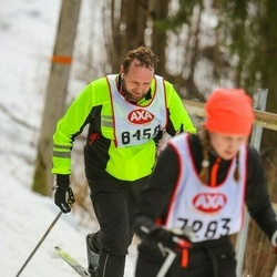 Skiing 45 km - Stig Andersson (8458)