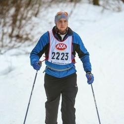 Skiing 45 km - Hannes Karlsson (2223)
