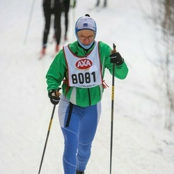 Skiing 45 km - Bernt Gustafsson (8081)