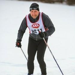 Skiing 45 km - Thomas Oskarsson (8611)