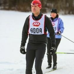 Skiing 45 km - Pierre Franzén (9008)