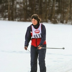 Skiing 45 km - Berit Hallonsten (5517)