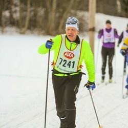 Skiing 45 km - Hans Fahlberg (7241)