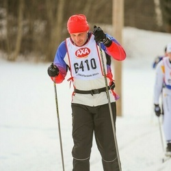 Skiing 45 km - Roman Zilber (6410)