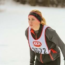 Skiing 45 km - Emma Damberg (6572)