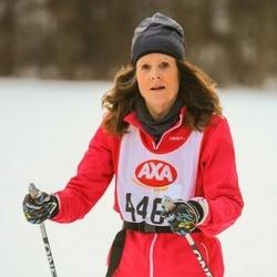 Skiing 45 km - Katarina Viklund (4468)