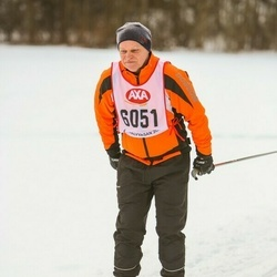 Skiing 45 km - Håkan Ottosson (6051)