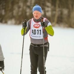 Skiing 45 km - Fredrik Ruda (4011)
