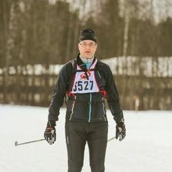Skiing 45 km - Ulrika Ivarsson (3527)