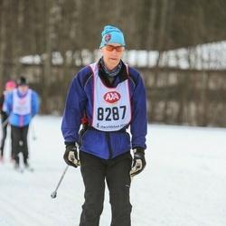 Skiing 45 km - Eva Olofsson (8297)