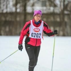Skiing 45 km - Lisbeth Eriksson (6202)